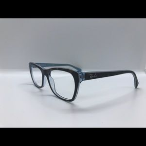 Ray-Ban Eyeglasses RB 5298 Tortoise/light blue